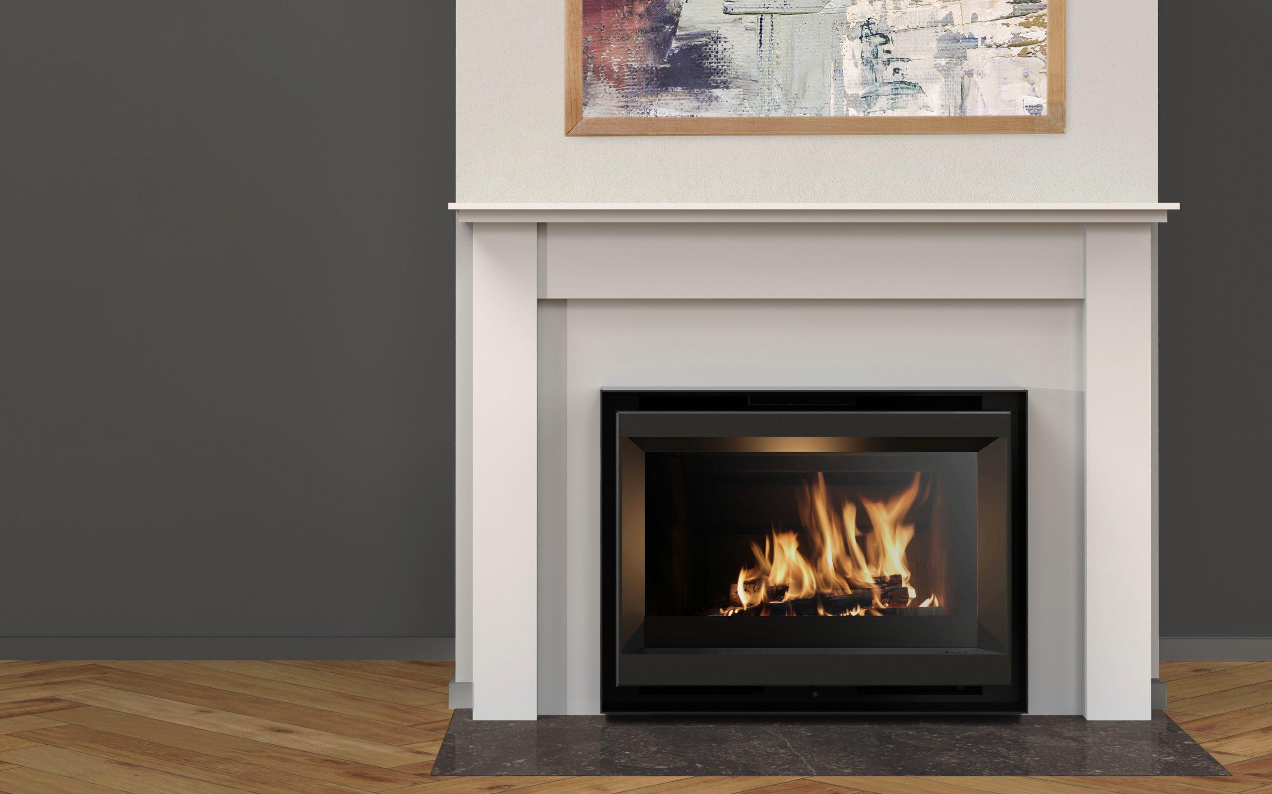 Le feu, selon STÛV, est une fois de plus l'essentiel magnifié!