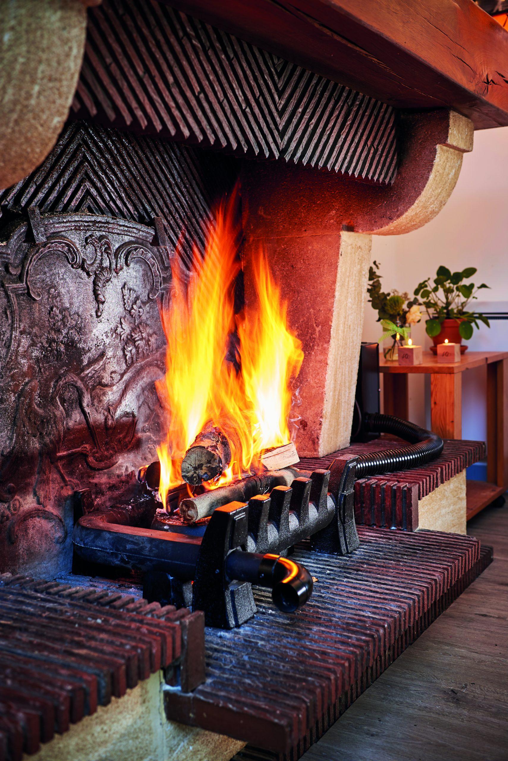 Chauffages d'appoint éco-responsables  pour cheminées et poêles à bois
